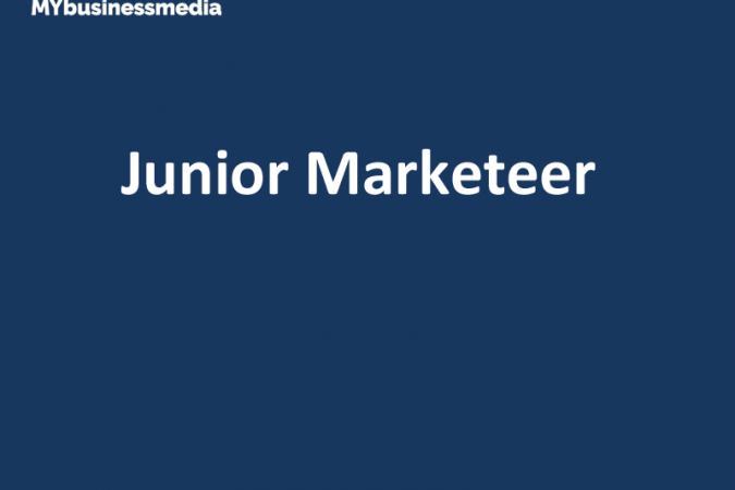 Junior marketeer